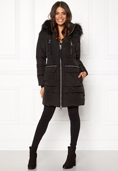 Happy Holly Emmie jacket Black Bubbleroom.fi