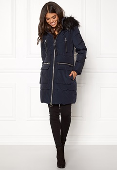 Happy Holly Emmie jacket Dark blue Bubbleroom.fi