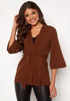 Happy Holly Estelle kimono jacket Cinnamon Bubbleroom.fi