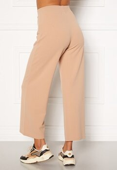 Happy Holly Estelle kimono pants Beige Bubbleroom.fi