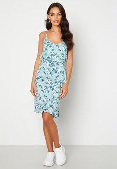 Happy Holly Farah skirt Light blue / Patterned Bubbleroom.fi