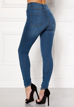 Happy Holly Francis jeans Medium denim Bubbleroom.fi