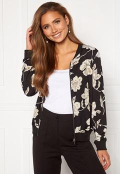 Happy Holly Hanna bomber jacket Floral Bubbleroom.fi
