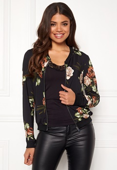 Happy Holly Hanna jacket Patterned Bubbleroom.fi