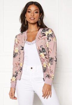 Happy Holly Hanna jacket Dusty pink / Patterned Bubbleroom.fi