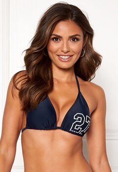 Happy Holly Jade bikini bra Navy Bubbleroom.fi