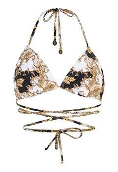 Happy Holly Jade bikini bra Patterned Bubbleroom.fi
