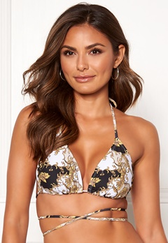 Happy Holly Jade bikini bra Patterned Bubbleroom.fi