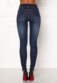 Happy Holly Janice push up Dark denim Bubbleroom.fi