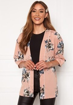 Happy Holly Jelena kimono blouse Pink / Patterned Bubbleroom.fi