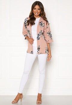 Happy Holly Jelena kimono blouse Pink / Patterned Bubbleroom.fi