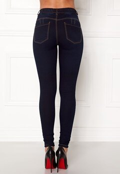 Happy Holly Jess jeggings Dark denim Bubbleroom.fi