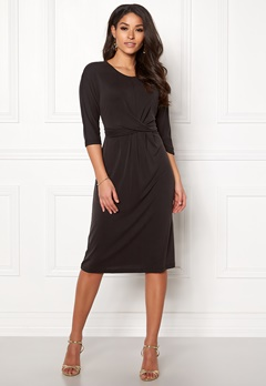 Happy Holly Jodie dress Black Bubbleroom.fi
