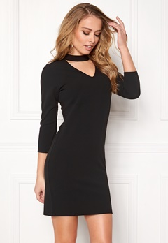 Happy Holly Jonna dress Black Bubbleroom.fi