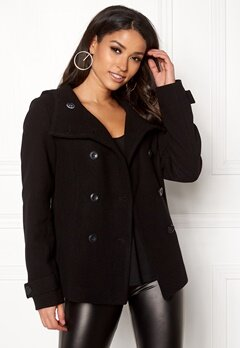 Happy Holly Josey jacket Black Bubbleroom.fi