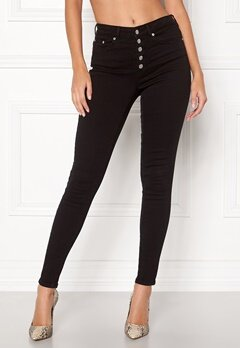 Happy Holly Josie jeans Black Bubbleroom.fi