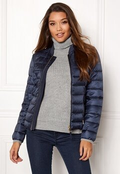 Happy Holly Julia bomber jacket Dark blue Bubbleroom.fi