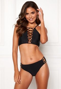 Happy Holly Kendall bikini bra Black Bubbleroom.fi