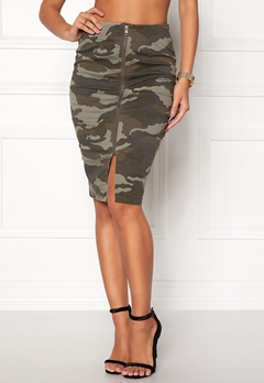 Happy Holly Laila skirt Camouflage Bubbleroom.fi