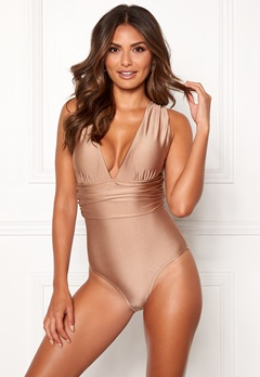 Happy Holly Leah swimsuit Bronze Bubbleroom.fi