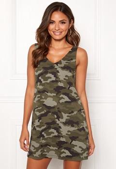 Happy Holly Love tunic Camouflage Bubbleroom.fi