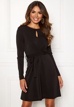 Happy Holly Lucy dress Black Bubbleroom.fi