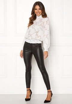 Happy Holly Mandy blouse Offwhite Bubbleroom.fi