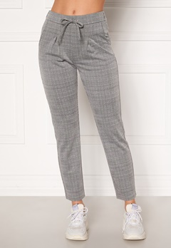 Happy Holly Mathilda high waist tricot pants Green Bubbleroom.fi
