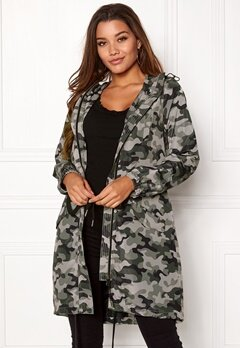 Happy Holly Meg parka Camouflage Bubbleroom.fi