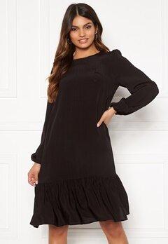 Happy Holly Melony dress Black bubbleroom.fi