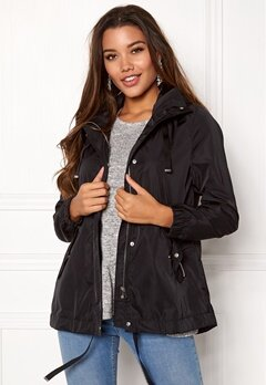 Happy Holly Mimi jacket Black Bubbleroom.fi
