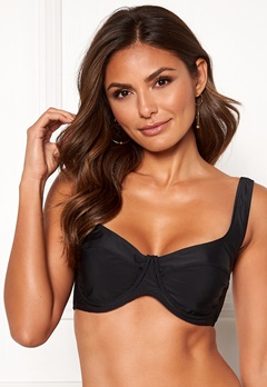 Happy Holly My bikini bra Black Bubbleroom.fi