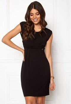 Happy Holly Nora dress Black Bubbleroom.fi