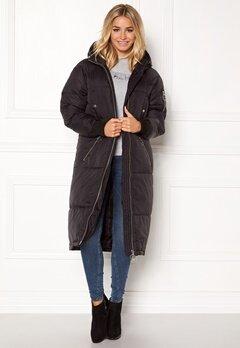Happy Holly Paulina jacket Black Bubbleroom.fi