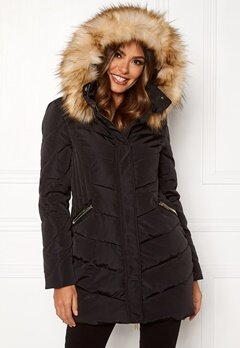 Happy Holly Rachel jacket Black Bubbleroom.fi