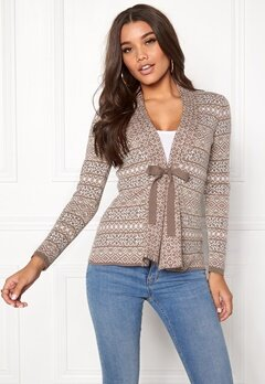Happy Holly Regina cardigan Pink / Mole Bubbleroom.fi