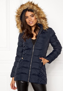 Happy Holly Sadie jacket Dark blue Bubbleroom.fi