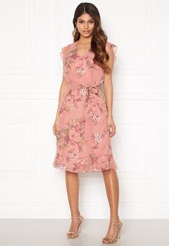 Happy Holly Sally dress Pink / Floral Bubbleroom.fi