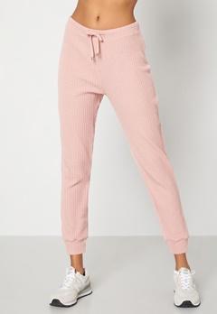 Happy Holly Serena pants Dusty pink bubbleroom.fi