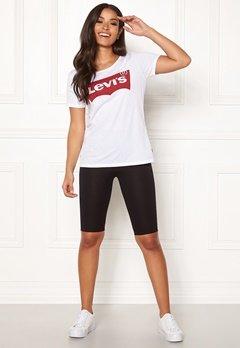 Happy Holly Sofia biker leggings Black Bubbleroom.fi