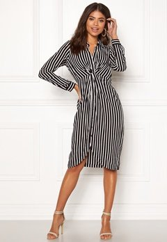 Happy Holly Sophia shirt dress Striped Bubbleroom.fi