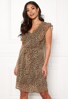 Happy Holly Stella dress Leopard Bubbleroom.fi