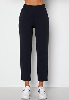 Happy Holly Yasmina Soft suit pants Dark navy bubbleroom.fi