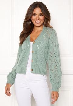 Happy Holly Angelina lace cardigan Mint green Bubbleroom.fi