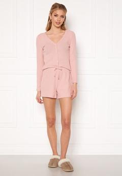 Happy Holly Serena shorts Dusty pink Bubbleroom.fi