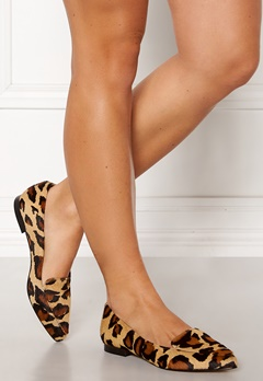 Heelow Astrid Loafer Leopard Bubbleroom.fi
