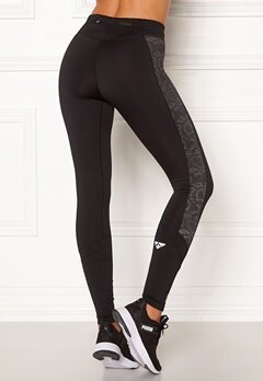 ONLY PLAY Hiss Run Brushed Tights Black Bubbleroom.fi