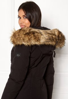 Hollies Collar Fake Fur Natur Bubbleroom.fi