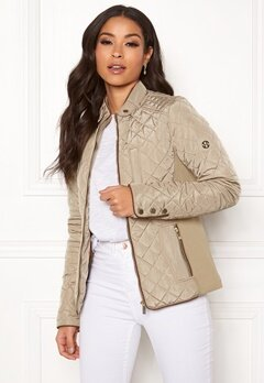 Hollies Ripon Jacket Beige Bubbleroom.fi