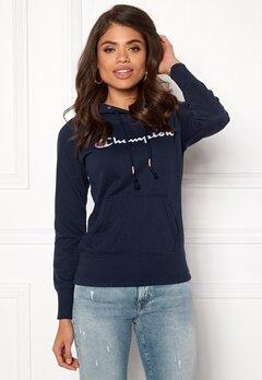 Champion Hooded Sweatshirt Black Iris Bubbleroom.fi